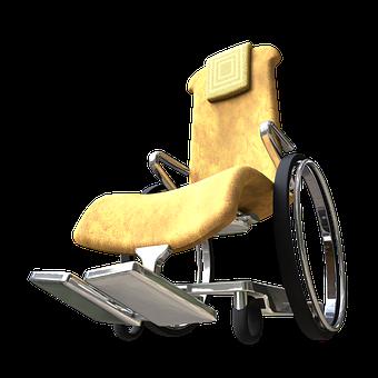 車椅子全体