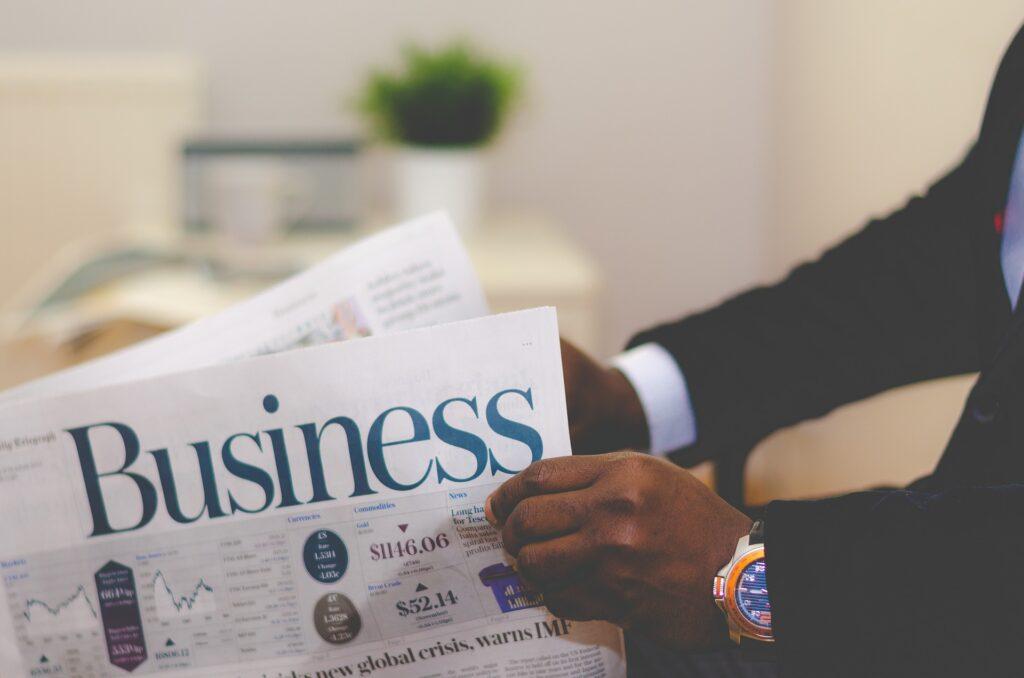 ビジネス新聞